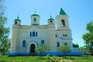 Свято - Пантелеимоновский храм, Ровеньковская епархия